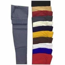 Cotton Regular Fit Plain Potli Pant, Waist Size: 26-34 Inch
