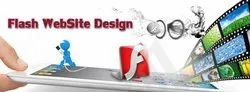 Flash Website Designing, With 24*7 Support