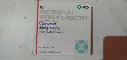 Janumet 50mg500mg Tablets