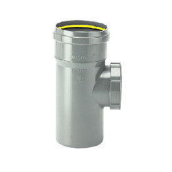 Integrated Ring Cleaning Pipe