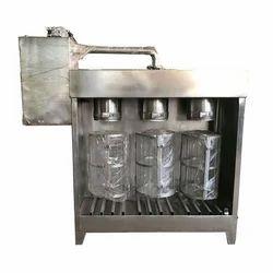 Sludge Bag Filtering System