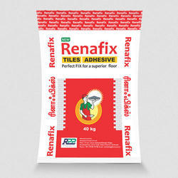 Renafix Tile Adhesive, Packaging Size:40 kg