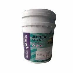 Asian Paints Apex Shyne Asian Paint, Packaging Type: Bucket