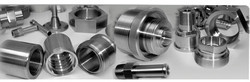 SS Pipe Fitting Components