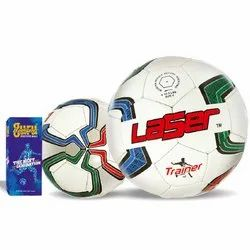 Laser Trainer Soccer Ball