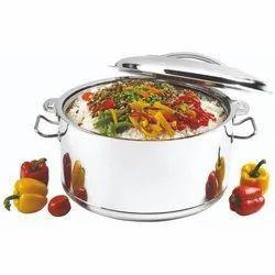 Stainless Steel Jumbo Hot Pot for Catering