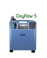 Oxy Flow Oxygen Concentrator 5 LPM