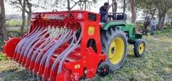 Amar Super Seeder for Wetland Paddy Seeding