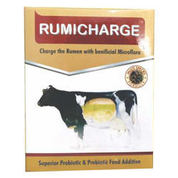Rumicharge Powder Cattle Feed Supplement