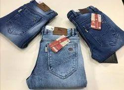 Comfort Fit Mens Denim Jeans