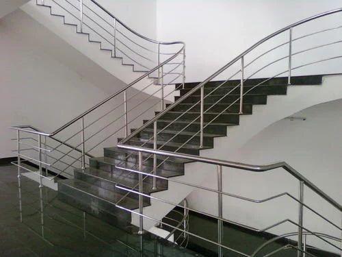 Stainless Steel Commercial Model Handrail