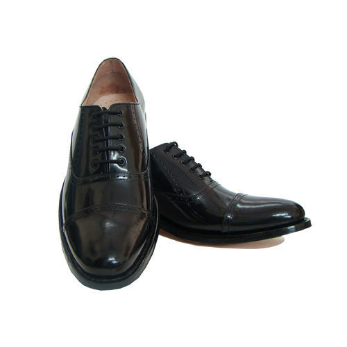 eefdd273c4c85 ASM Handmade Black Oxford Shoes For Men, Size: 8 And 6, Rs 2750 ...