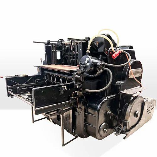 heidelberg cylinder die cutting machine. Black Bedroom Furniture Sets. Home Design Ideas