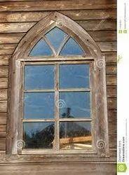 Farm House Arched Window