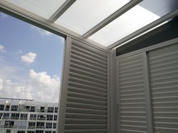 Polycarbonate Window Awning