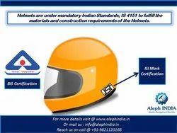 BIS Certification for Helmet