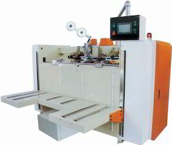 Semi Automatic Box Stitching Machine