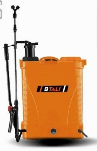 Agricultural Dual Sprayer BT 16 ADS Btali