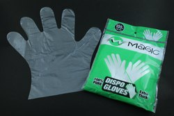 Transparent Disposable Gloves