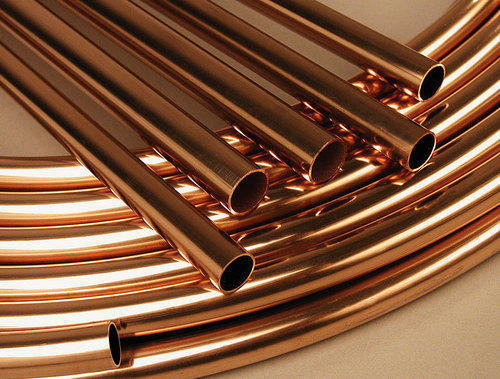 Copper Tubes For Water And Gas