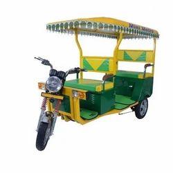 Mini Metro 2S Passenger E Rickshaw