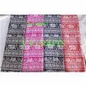 Printed Rayon Elephant Print Fabric