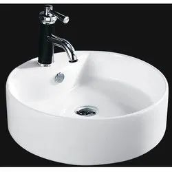 Round Ceramic Wash Basin