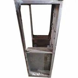 Mild Steel Rectangular Control Panel Box, Dimension: 2 X 1.5 X 4 Feet