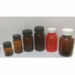 PET Capsule Jars 40 Cc To 200 Cc