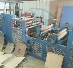 Silver Paper Lamination Machine