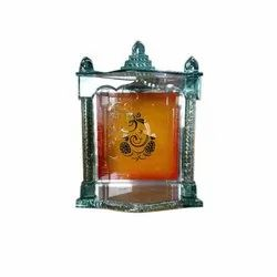 Handcrafted Glass Temple