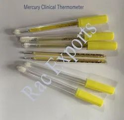 Mercury Clinical Thermometer.