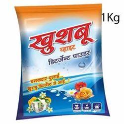 Khushboo 1 kg detergent powder, 1 Kg and