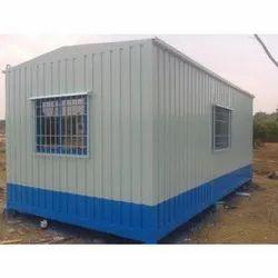 FRP Prefabricated Site Office Cabin