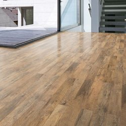 Brown Designer Wood Laminate Flooring