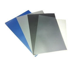 Diamond Design Binding Polypropylene Sheets