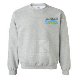 Tirupur Knitwears S and M Cotton Promotional Sweatshirt