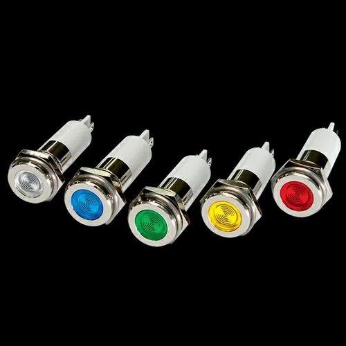 LED Indicators Plastic Moulded Products