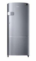 Grey Samsung Refrigerator Digital Inverter Technology RR20N2Y2ZS8