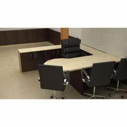 U Shape Executive Table