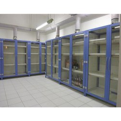 Industrial Chemical Storage Cabinet