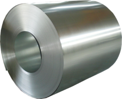 Stainless Steel 316 Coil 2B Matt PVC (No.4 Finish)