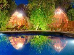 Prefabricated Bamboo Farm Houses