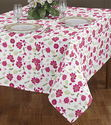 Flower Table Cloth