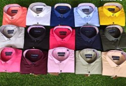 Urban Stag Plain Mens Shirt