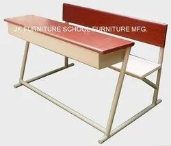 2 Seater Kids School Bench