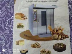 Rotary Rack Bakery Oven