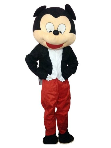 868646f33 Mickey Mouse Mascot Costume at Rs 3600 /piece | Mascot Costumes | ID ...