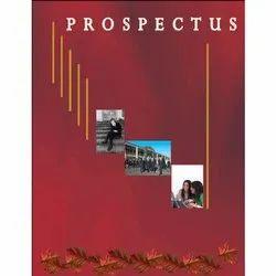 2-5 Days Prospectus Designs