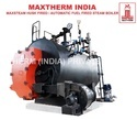 Husk Fired Steam Boiler